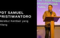 Merebut Kembali yang Hilang (Pdt Samuel Pristiwantoro)