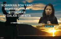 Belajar Memahami Tuhan (Ibu. Elizabeth Mutiara)