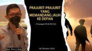 Prajurit-Prajurit Yang Memandang Jauh Ke Depan (Bpk. Petrus Tedy)